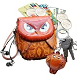 Amazon.com: Turtle Design - Monedero de muñeca hecho a mano ...