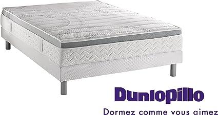 Dunlopillo Conjunto colchón Mirage + somier Dunlosom + ...