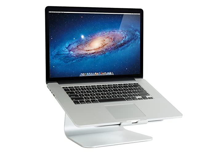 Laptop Silver Stand
