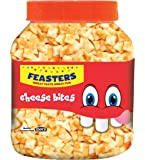 Feasters Cheesebites Jar, 250g