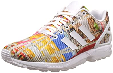 Adidas Originals torsion ZX flujo zapatilla zapatillas de moda