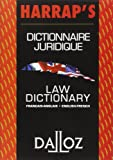 DICT.JURIDIQUE FRANCAIS-ANGLAIS