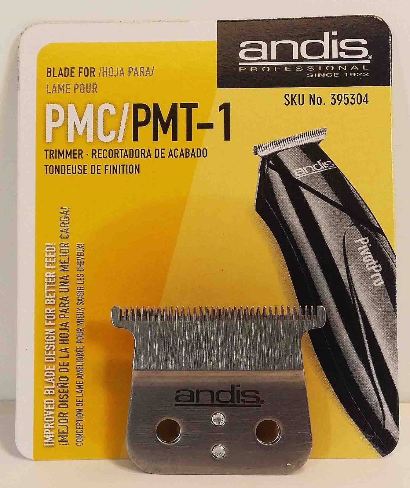 Cuchillas : Andis 23570 Pmc/pmt-1 Reemplazo