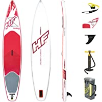 Bestway Hydro-Force Fastblast Tech Inflatable Sup Stand Up Paddle Board with Carry Bag and Pump