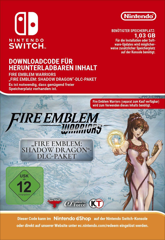 FE Warriors: Fire Emblem Shadow Dragon Pk DLC  | Switch - Download Code