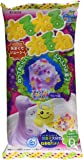 Kracie DIY JAPANESE CANDY MAKING KIT, popin cookin Oekaki Gummy Land (Grape)