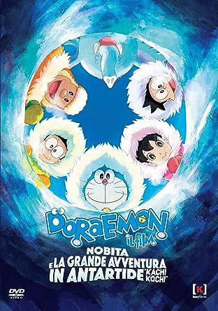 Doraemon nobita e la grande avventura in antartide amazon