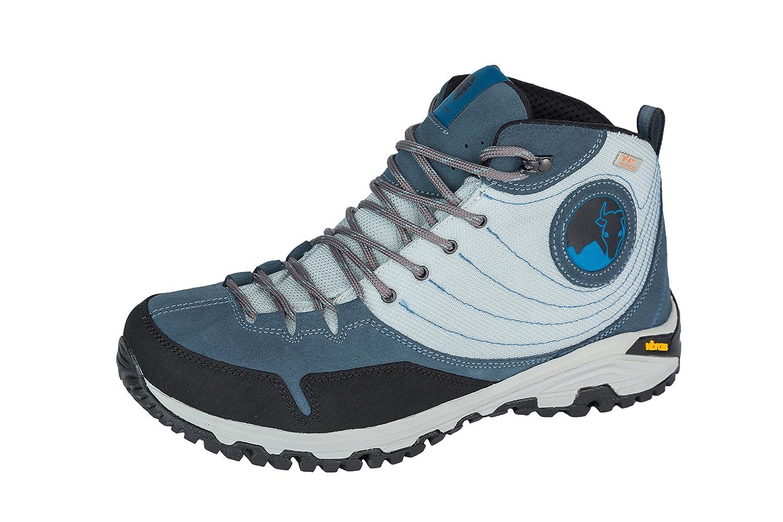 Mishmi Takin Jampui Mid Fast Event Waterproof Light & Fast Mid Hiking Boot B071VJ7FVM EU 44 / US M 11 Blue Jean a72b01