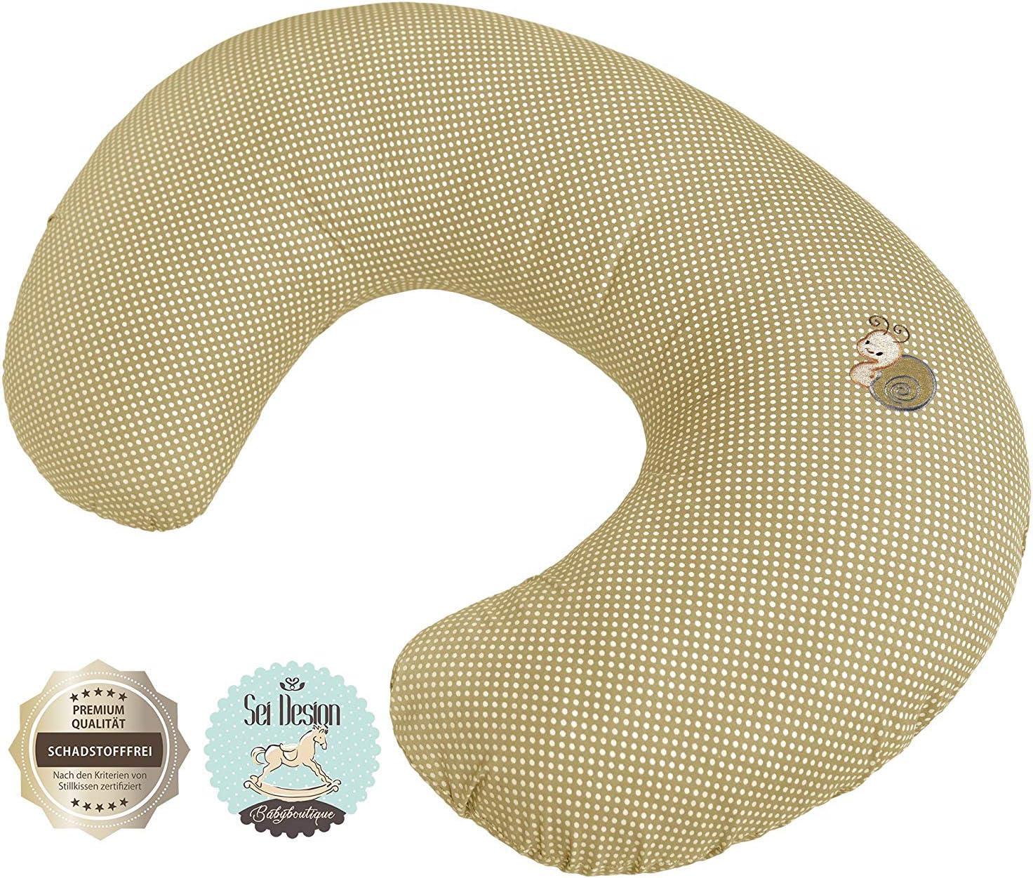 BianchiPatricia Baby Nursing Pillows Breastfeeding Layered Adjustable Infant Feeding Cushion
