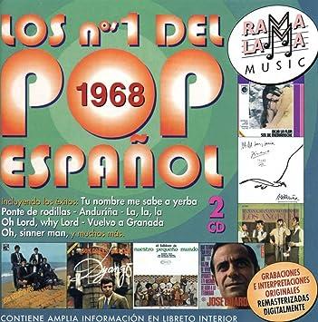 Colección: Los números uno del Pop Español: Lo mejor del Pop ...