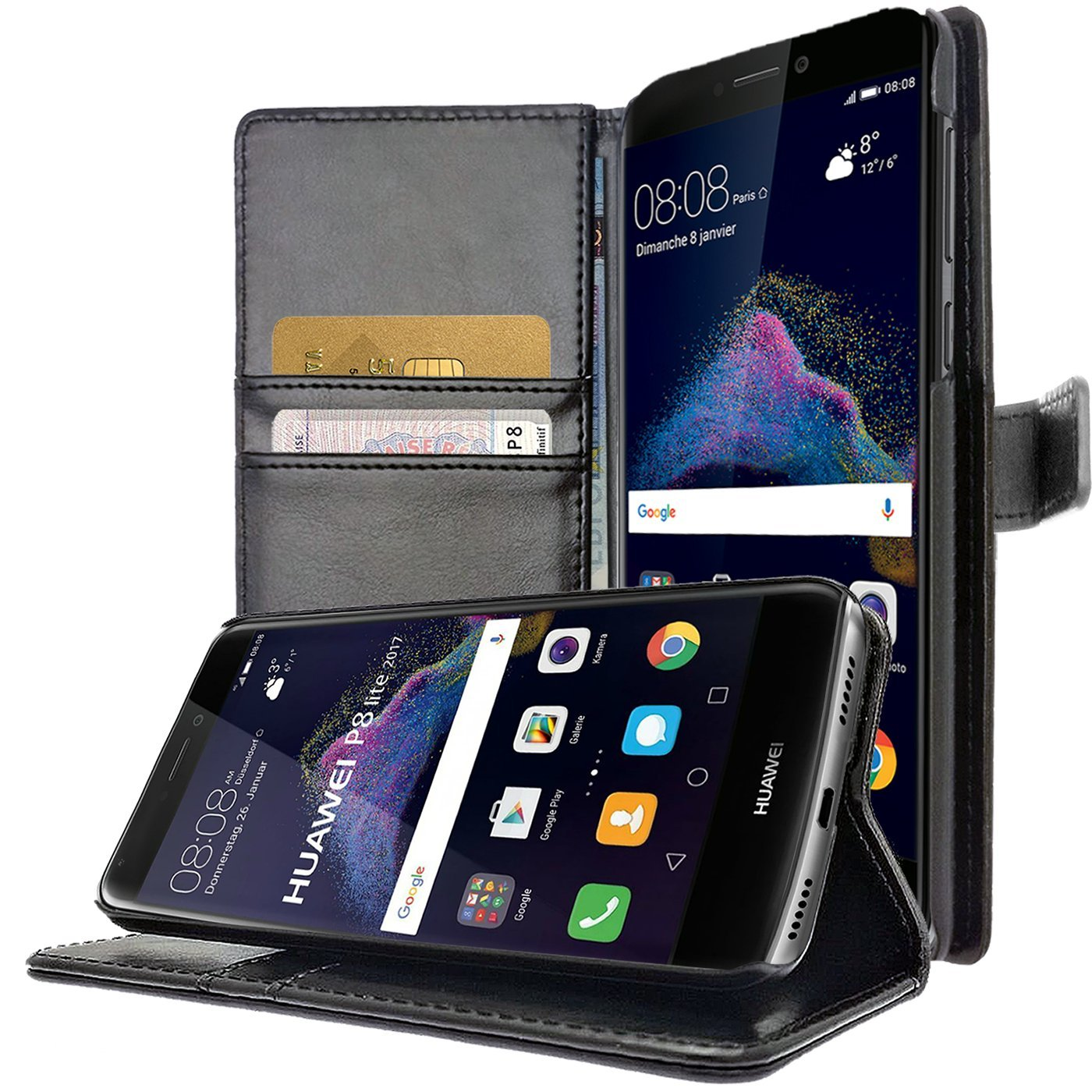 coque protection pour huawei p8 lite 2017
