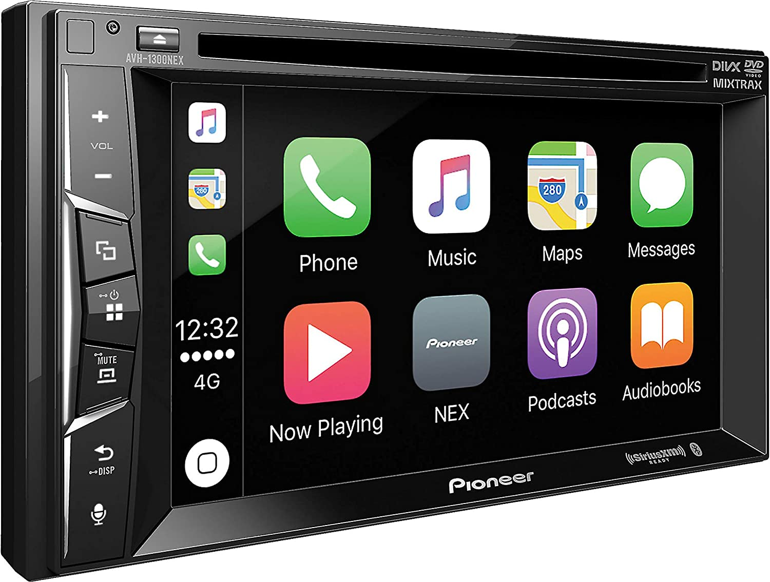 Pioneer AVH-1300NEX Multimedia DVD Receiver