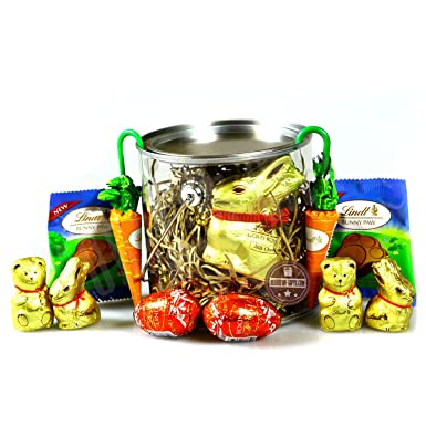 Lindt easter treats bucket by moreton gifts amazon grocery lindt easter treats bucket by moreton gifts negle Choice Image