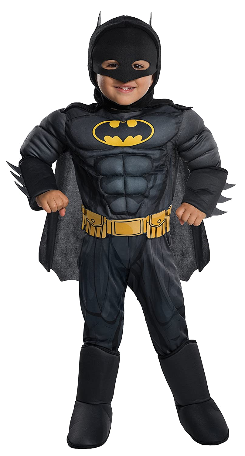 Batman Deluxe Toddler Fancy Dress Costume Toddler