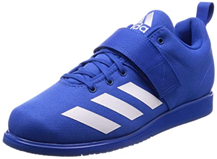 f6a33b62d7af1 Amazon.com: adidas Powerlift 4.0 Mens Weightlifting Shoes - Blue ...