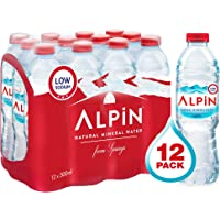 Alpin Turkish Bottled Water - 12 Count/500ml
