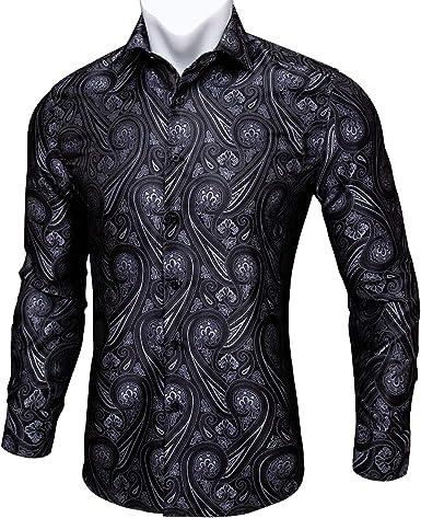 Camisas de vestir de hombre de seda Talla 40 | Compra online