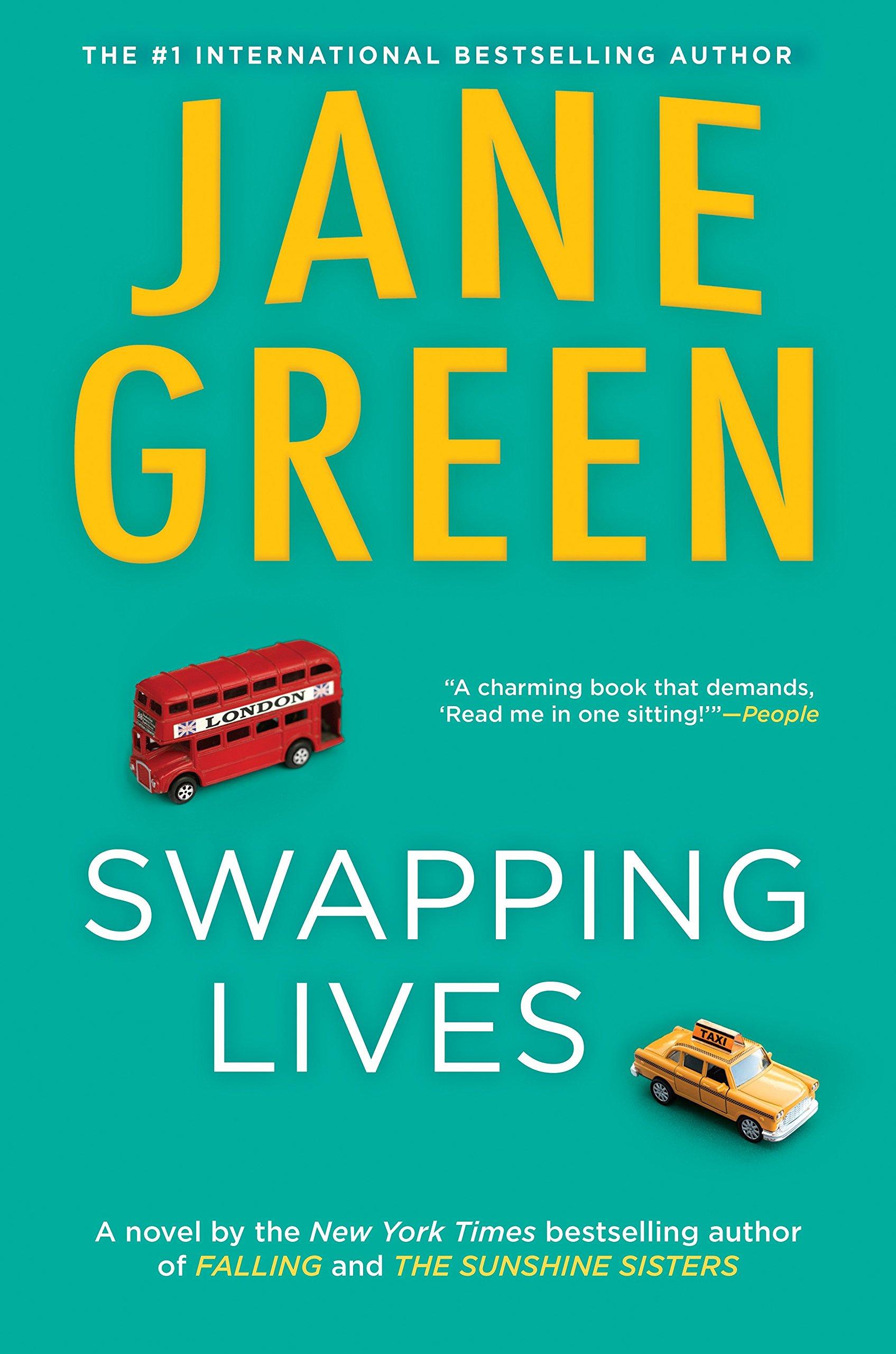 Redbook Reads: QA with Jane Green
