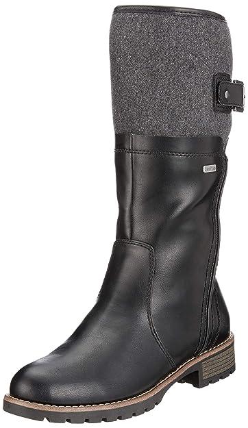 c593636481d14f Jana Damen 8-8-26600-21 001 Stiefeletten  Amazon.de  Schuhe ...