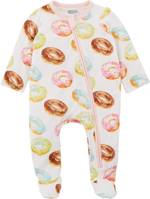 Mud Pie Girls' Baby Food Sleeper