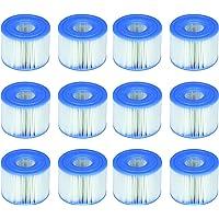 Intex 12 Cartouches Pure Spa (6 Lots DE 2 filtres)