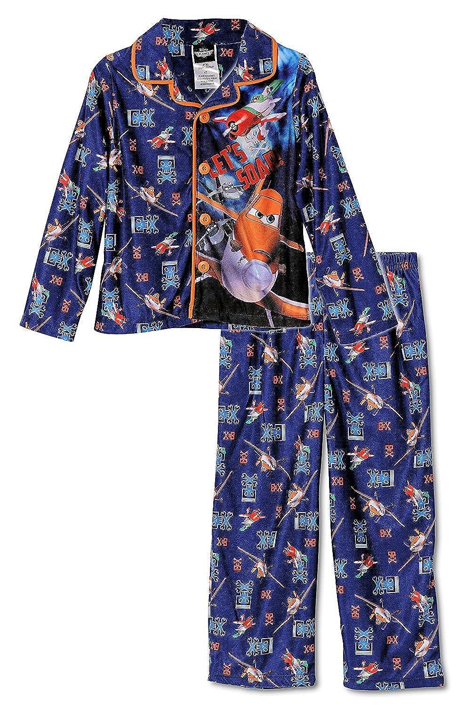 Disney Planes Let's Soar Toddler Boys Pajama Set Sizes 2T-4T Size 2T