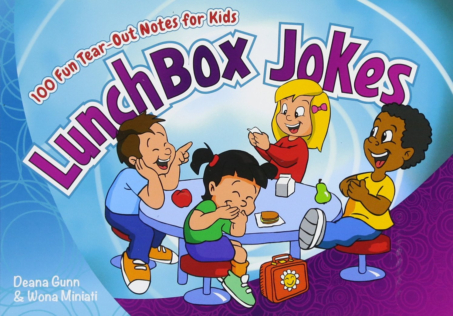 Lunchbox Jokes Tear Out Notes Kids product image