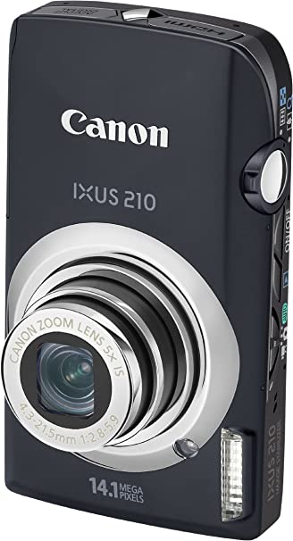 Canon IXUS 210 - Cámara Digital Compacta 14.1 MP: Amazon.es ...