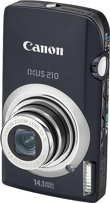 Canon IXUS 210 - Cámara Digital Compacta 14.1 MP - Oro: Amazon.es ...
