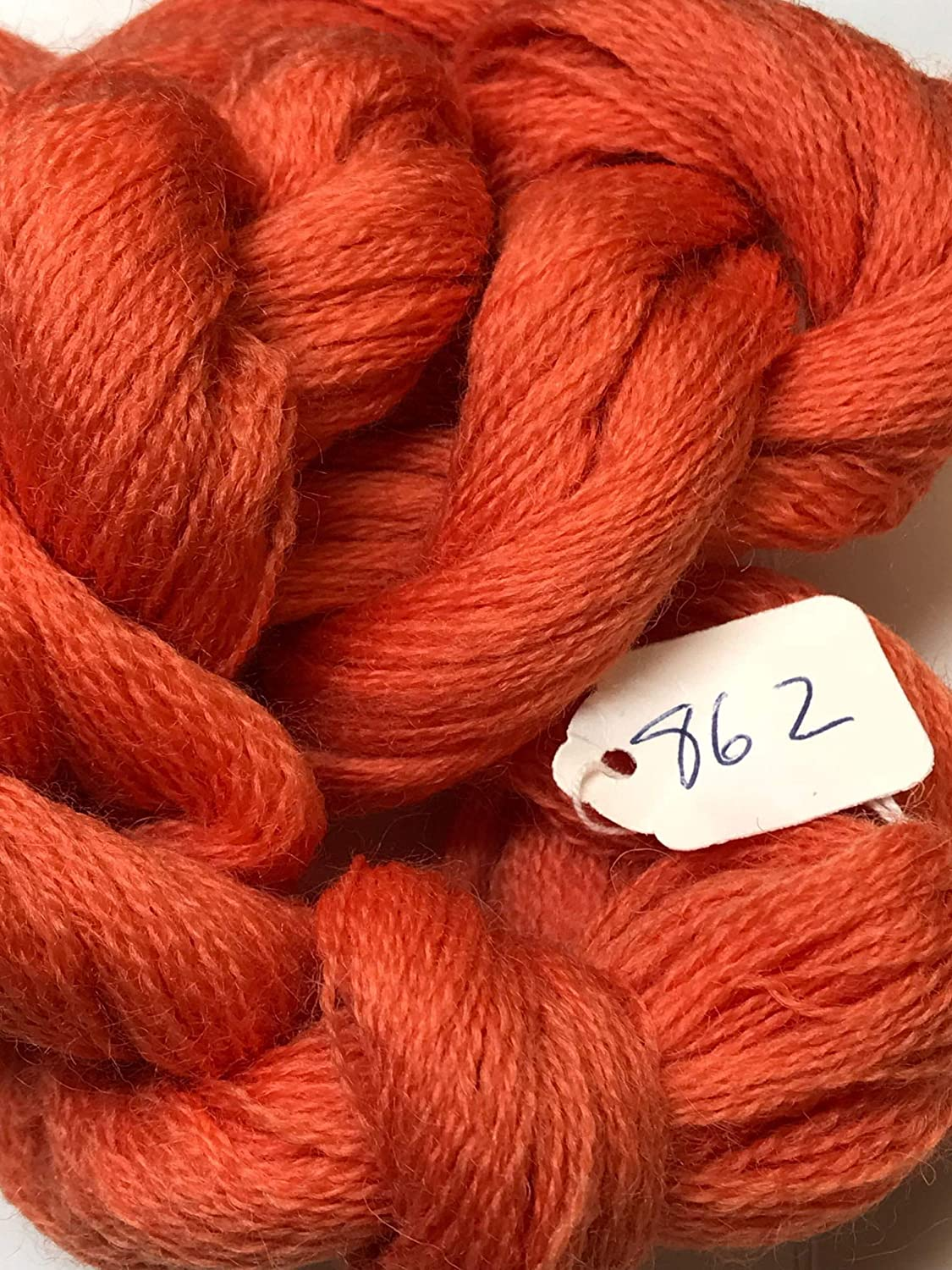 Appleton Needlepoint Crewel Wool-Color 862-CORAL-1 FULL HANK WITH THIS OFFER