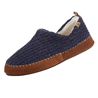 Acorn MNS Camden RECYLED Bootie, Color: Navy Blue, Size: S (A19020NHRMS): Clothing