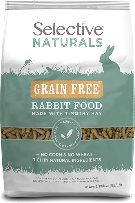 Supreme Selective Naturals Grain Free Rabbit Food 3.3lbs