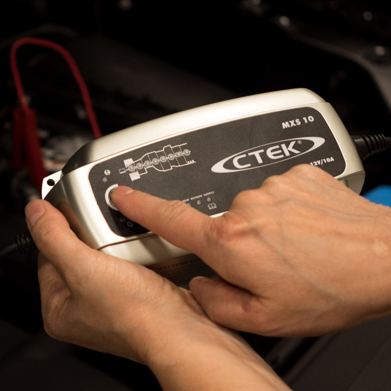 CTEK MXS 3.8 Caricabatteria 12V-3.8A UK PLUG