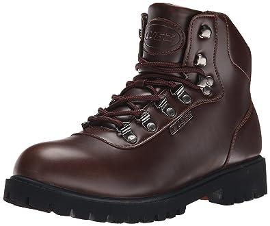 Lugz Men's Pine Ridge WR Boot,Oxblood/Black Perma Hide,US 6.5 D