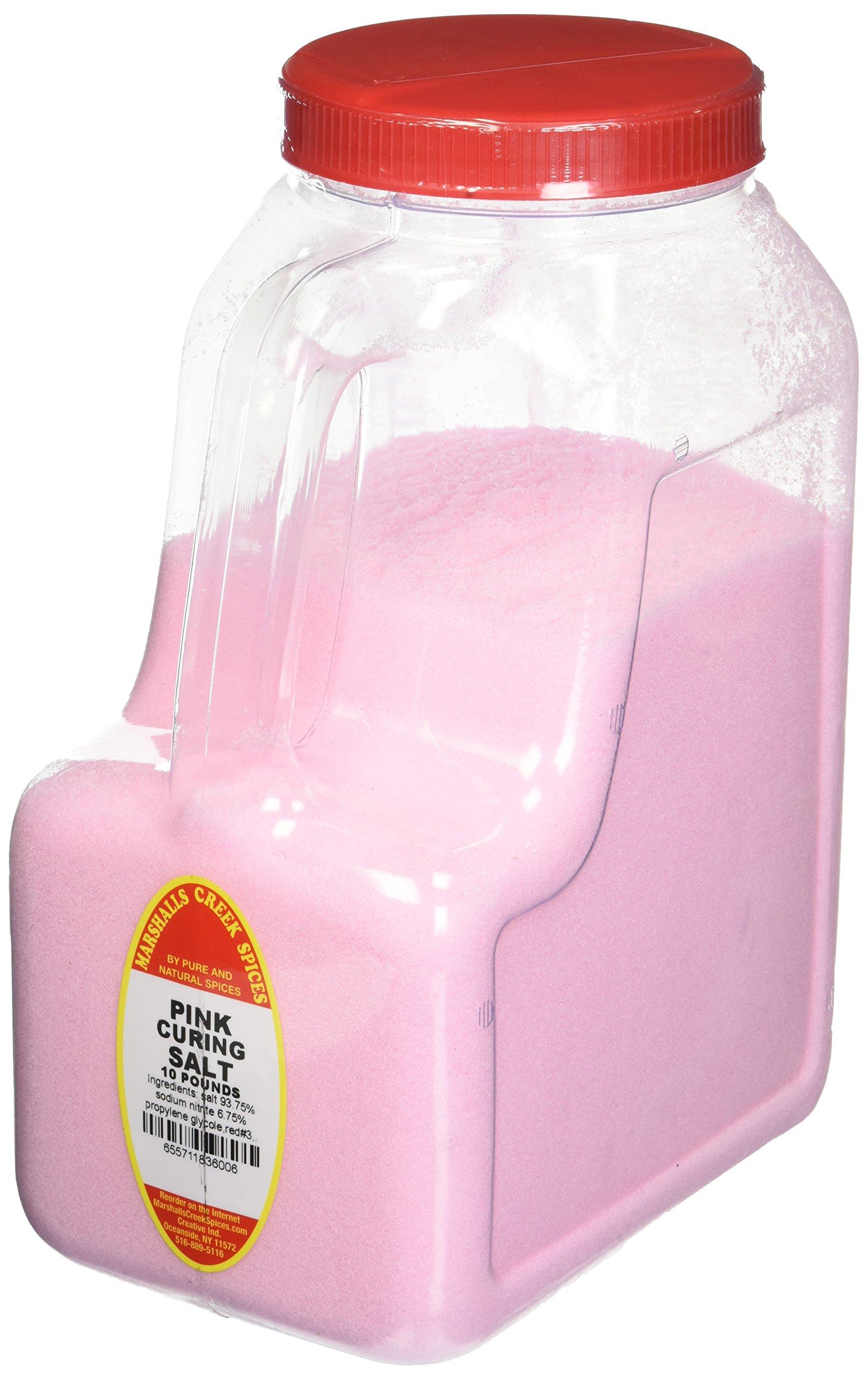 Marshalls Creek Spices Pink Curing Salt, 10 Pound