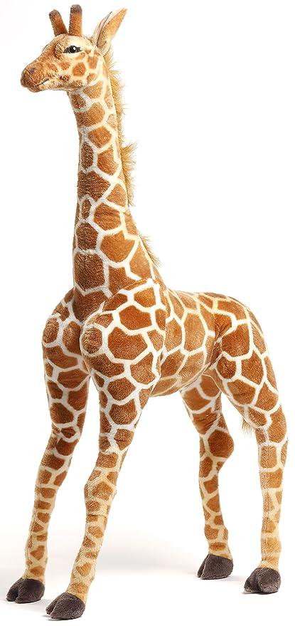 Amazoncom Viahart Jani The Savannah Giraffe 4 12 Foot Giant