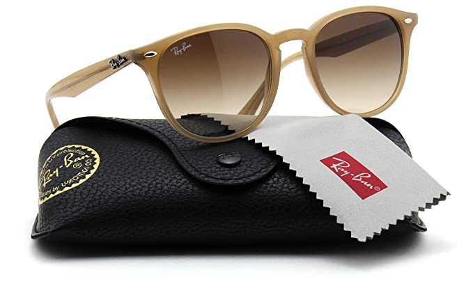 2182401f74 Ray-Ban RB4259 616613 Light Brown Frame Brown Gradient Lens 51mm   Amazon.co.uk  Clothing