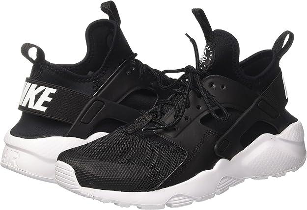ho bisogno vittima brutto  Nike Air Huarache Run Ultra GS, Zapatillas Unisex Niños, Negro (Black/White  020), 40 EU: Amazon.es: Zapatos y complementos