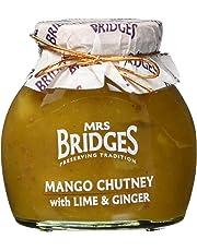 Mrs Bridges Mango Chutney with Lime and Ginger