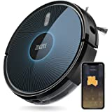 ZOOZEE Z50 Robot Vacuum Cleaner 2-in-1 Vacuum and Mop 5200mAh LG Battery 3000Pa MAX Suction Works with Alexa & Siri Automatic