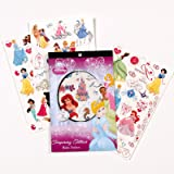 Disney Princess Over 50 Temporary Tattoos