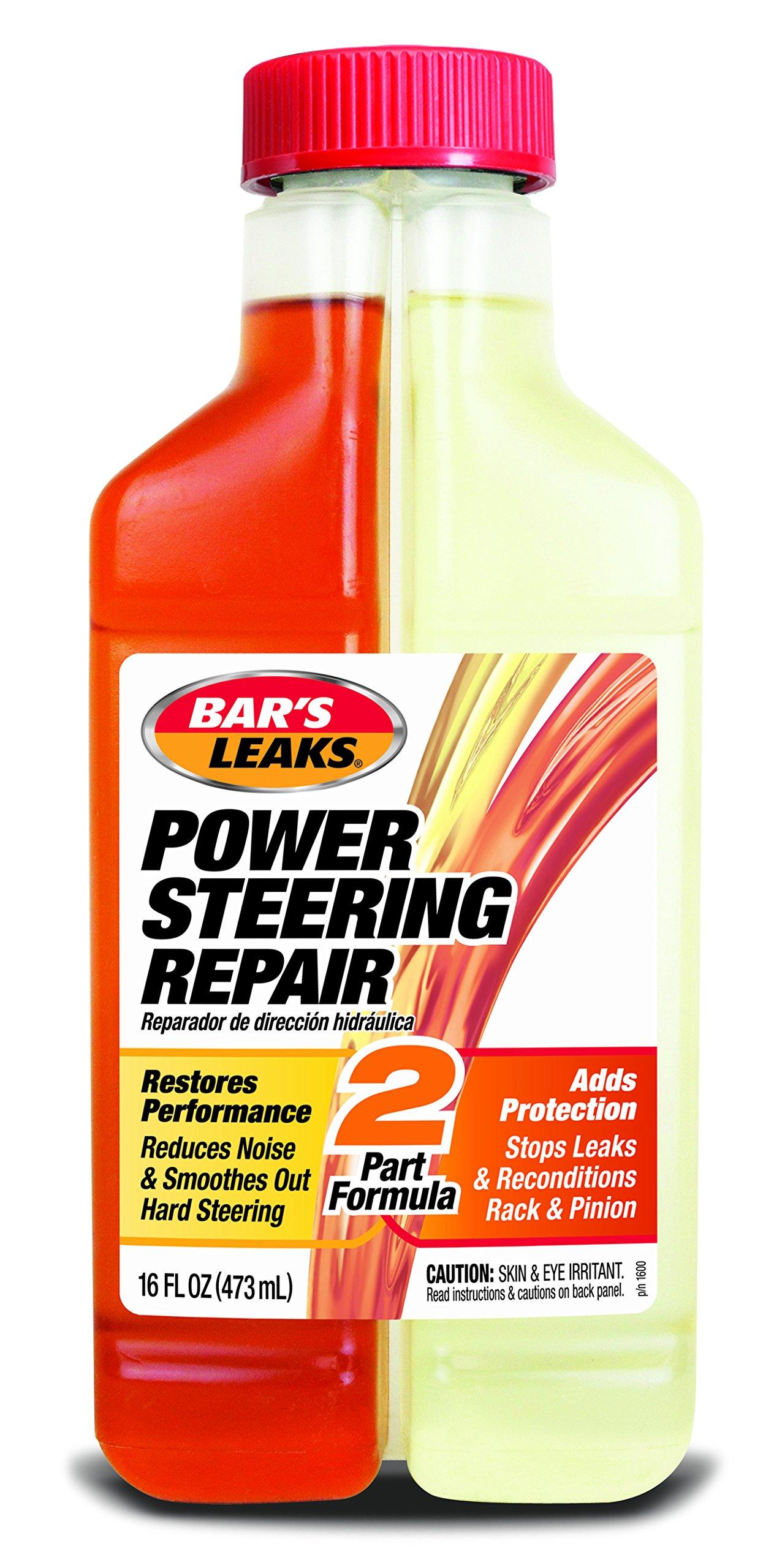 Bar's Leaks 1600-4PK Power Steering Repair - 16 oz., (Pack of 4)