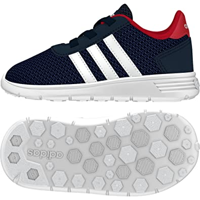 adidas Baby Boys/' Lite Racer Inf Slippers