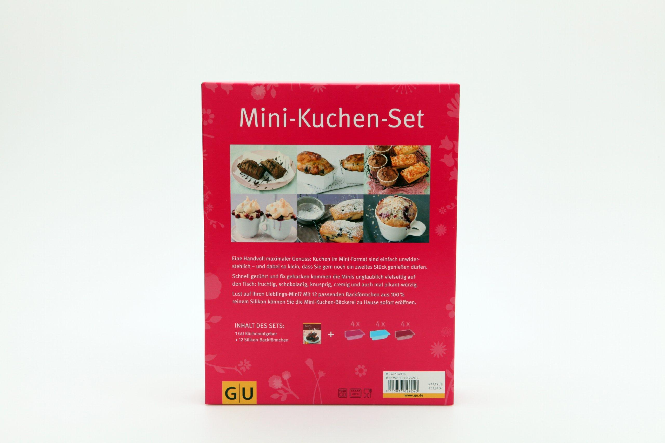 Mini Küchenzeilen mini kuchen set 9783833829246 amazon com books