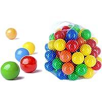 Bolas para niños, bebés y animales, 50-10000, multicolor