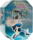 Pokemon Diamant & Perl Lucario Tin Deck Box [Import allemand]