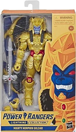 Power Rangers Lightning Collection Goldar NEW