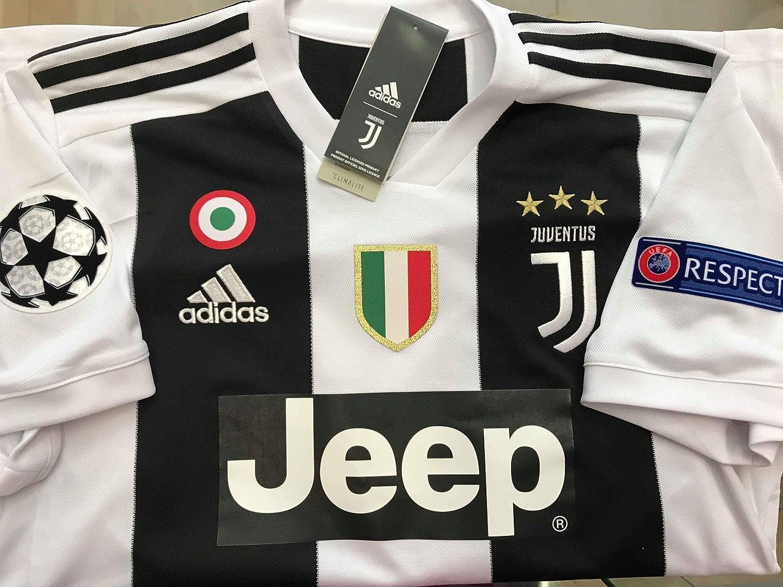 e7a92725f6 JUVE Maglia Gara Home Europa Ronaldo 7