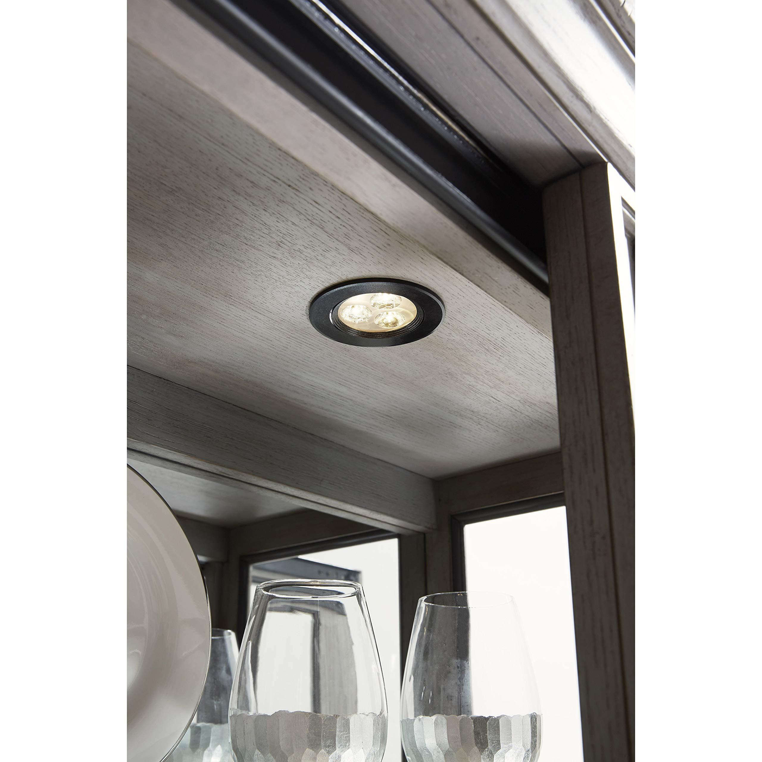 Pulaski Sliding Framed 5 Shelf Curio Grey Cabinet, by Pulaski