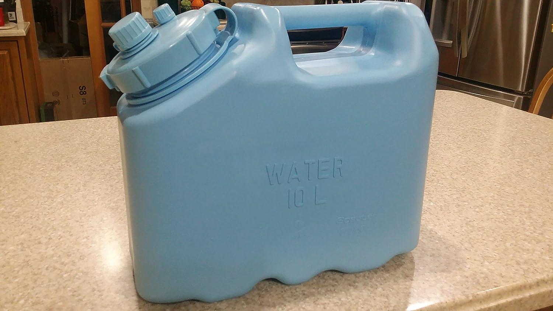Couleur bleue Scepter militaire eau peut 2 1//2 Gallon militaire eau peut
